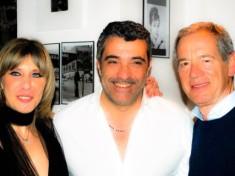 """Guido Bertolaso festeggia la dott.ssa Veronica Lepidini da """"The Snob by Casagusto"""""""