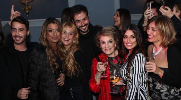 Birthday Party per la Pr romana Carmen d' Elena