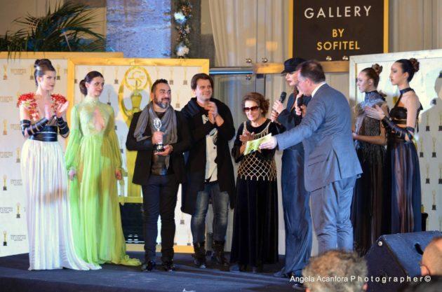 Napoli premia la Moda