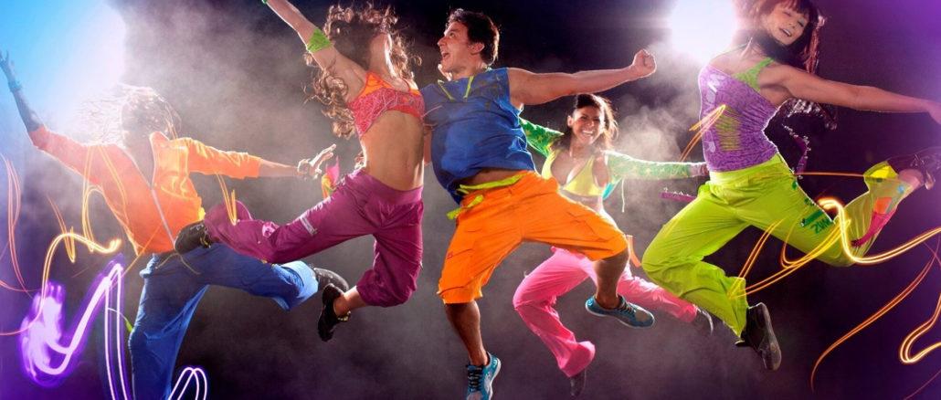 Zumba: divertimento e calorie bruciate