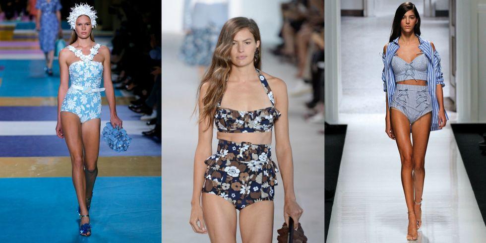 Il costume intero dice si all 39 estate 2018 tutti i modelli - Come creare costumi da bagno ...